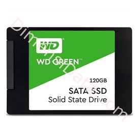 Jual Solid State Drive WESTERN DIGITAL Green 120GB [WDS120G2G0A]